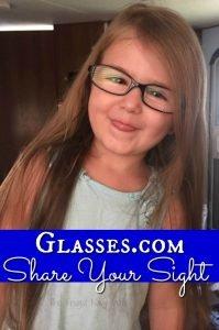 Glasses.com Share Your Sight