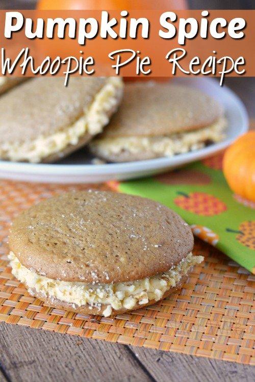 Pumpkin Spice Recipe – How to Make Pumpkin Whoopie Pies Recipe