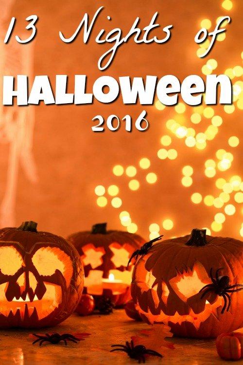 13 Nights of Halloween 2016