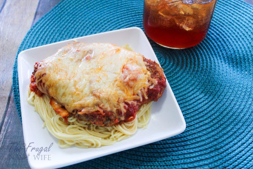 Cube Steak Recipes - Italian Cube Steak Parmesan 19