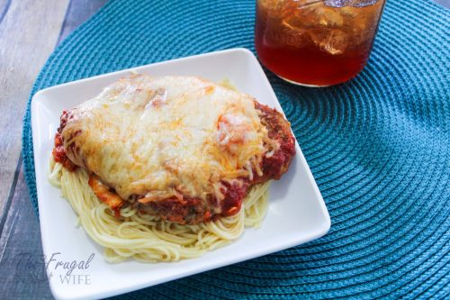 Cube Steak Recipes - Italian Cube Steak Parmesan 19