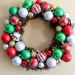 Making a Vintage Ornament Wreath for Christmas is a way to use ornaments in a way that is fresh and exciting. Creating one is a lot easier than you think. #christmas #wreath #diy #frugalnavywife #vntage   Christmas Wreaths   Christmas DIY   Vintage Christmas   Christmas Decor   Wreath Ideas   Home Decor for Christmas