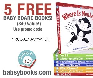 5 Free Children's Board Books