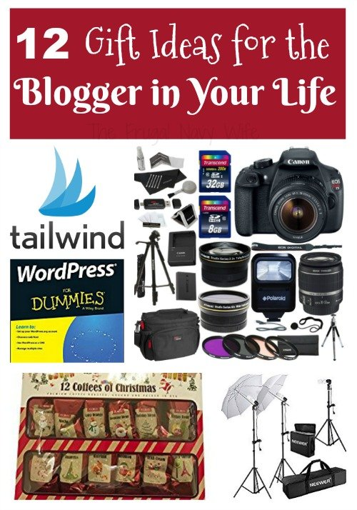 Holiday Gift Guide – 12 Gifts for Bloggers They Will Love