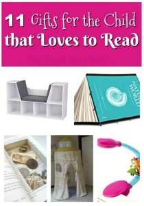 Holiday Gift Guide – 11 Childrens Gifts for Book Lovers