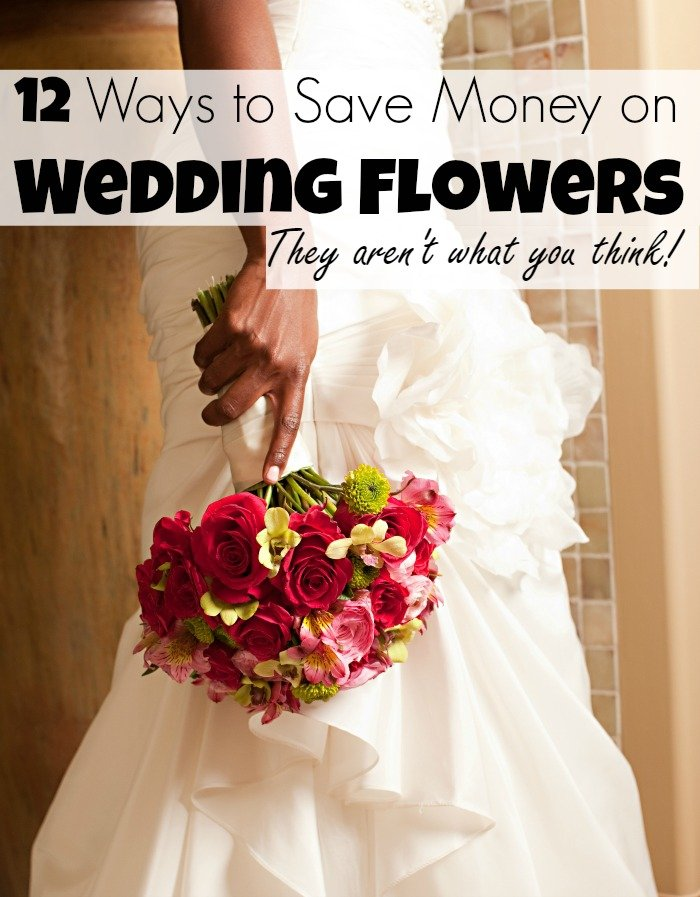 If you are looking to have a frugal wedding then starting with cheap wedding flowers can save your budget! See these 12 tips any bride needs to know.