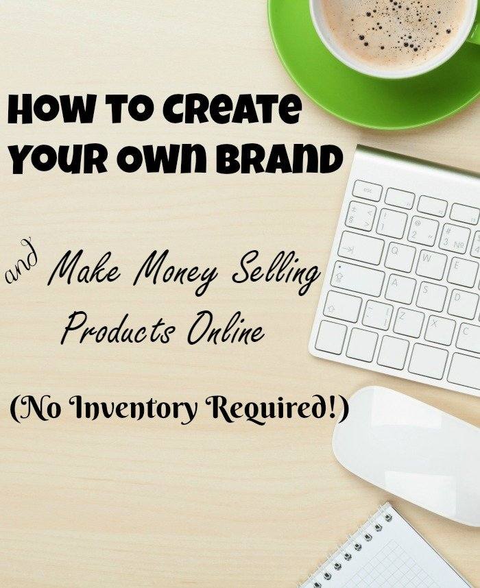 How to create your own brand and make money selling for How to make money selling t shirts online