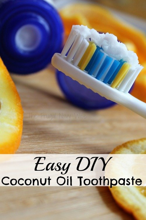 Natural Toothpaste - Flavored Coconut Oil Toothpaste 2
