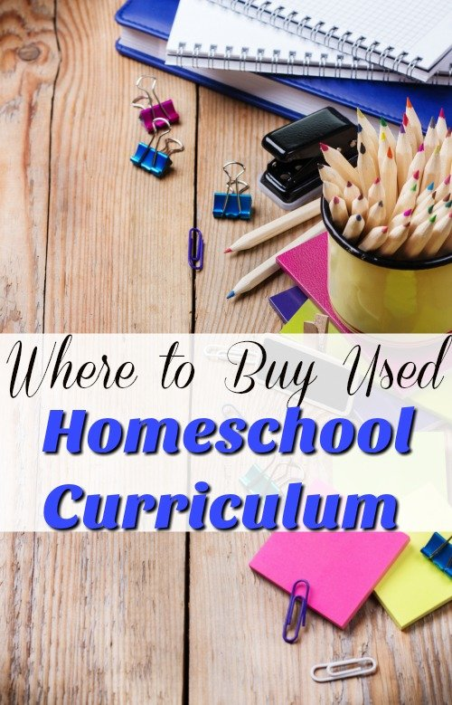 Top Places To Buy Used Homeschool Curriculum The Frugal Navy Wife