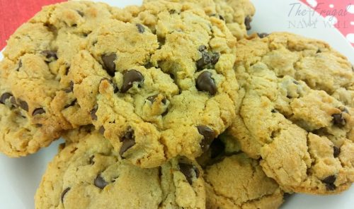Chocolate Chip Chick Fil A Cookies