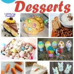 Skip the boring old Easter desserts and try something new from our amazing list of over 140 desserts you and your family will love. #frugalnavywife #desserts #easter #easterdesserts #yummy #recipes   Easter Desserts   Dessert Ideas for Easter   Bunny Shaped Desserts   Easy Desserts   Holiday Desserts