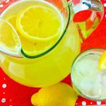 This copycat Chick Fil A Lemonade is just the newest recipe on our list. See how we make this refreshing drink in just mere minutes. #copycaterecipe #chickfilarecipe #lemonade #drinks #frugalnavywife | Chick Fil A Recipes | Copycat Recipes | Lemonade Recipes | Drink Recipes | Easy Beverage Recipes