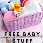 Babies are expensive! This is a list of some of the best free baby stuff available to parents! These baby freebies have a value of $2,100+!! #freebabystuff #babysamples #babyfreebies #frugalnavywife   Baby Freebies   New Mom Freebies   Baby Samples   Parenting   Free Baby Stuff