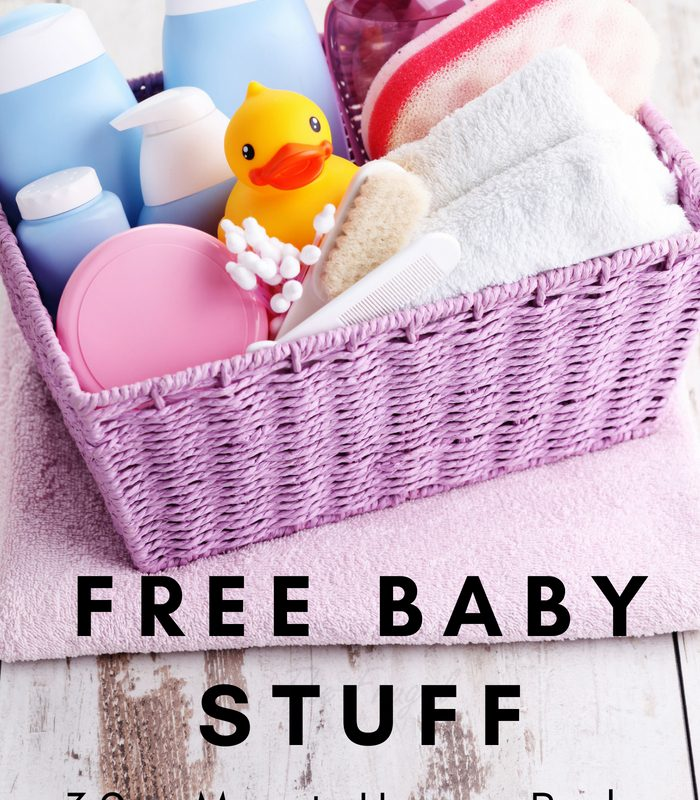 Free Baby Stuff – 39+ Must Have Baby Freebies (Worth $2,100+!)