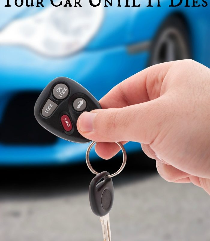 Saving for a Car – Why You Should Drive Your Car Until It Dies