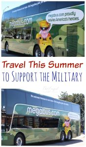 Travel This Summer to Support the Military