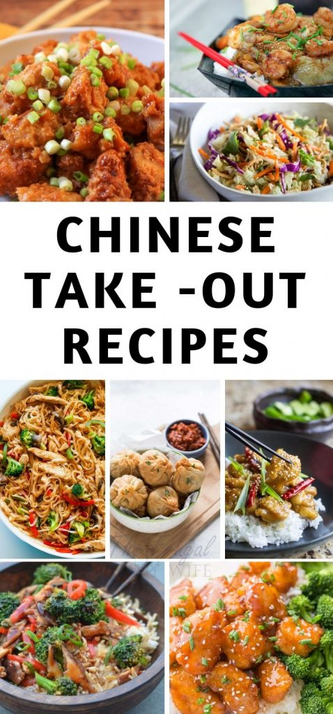 If you are looking to have your favorite take out food at home make sure to check out these must-try Chinese food recipes at home. #chineserecipes #takeoutrecipes #makeathomerecipes #restaurantrecipes #frugalnavywife | Chinese Recipes | Copycat Recipes | Take Out Recipes |