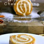 My pumpkin roll recipe is filled with cream cheese giving it an even richer taste! This is one of my favoritepumpkin recipes! #pumpkinrecipe #fallrecipe #pumpkinroll #autumn #frugalnavywife #dessert #dessertrecipe | Pumpkin Recipes | Fall Recipes | Dessert Recipes | Autumn Recipes | Pumpkin Roll Recipes | Easy Recipes for Fall