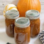 This pumpkin butter recipe will change your mind completely! I also show you how to can Pumpkin Butter for future use and storage. #pumpkinbutter #canningpumpkinbutter #frugalnavywife #pumpkinrecipe   Canning Recipes   Pumpkin Butter Recipes   Pumpkin Recipes  