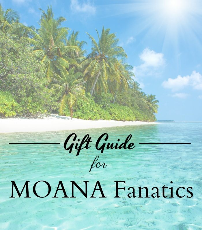 11 Fun Gift Ideas for the Disney Film Moana Fanatic