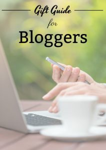 12 Gifts for Bloggers They Will Love