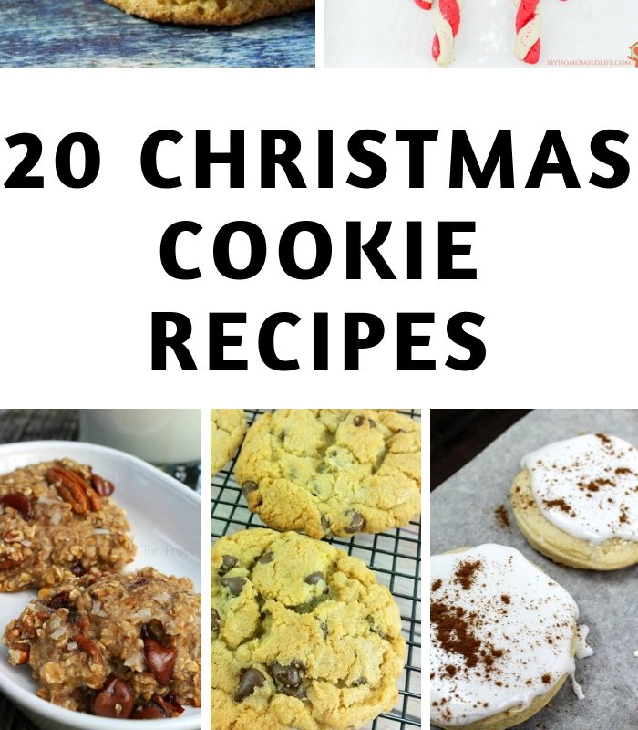 20 of the Best Christmas Cookie Recipes