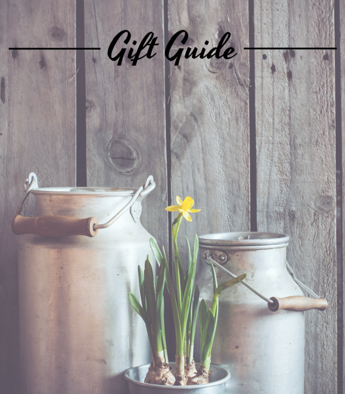 Chip and Joanna Gaines Farmhouse Style Decor Gift Ideas
