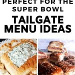 Tailgate Menu Ideas Perfect - for the Super Bowl!