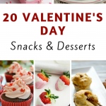 Looking for the best Valentine's Day dessert ideas? Everything from classic cookies and brownies to a Cappuccino Creme Brulee found here. #valentinesdaydesserts #dessertrecipes #thefrugalnavywife #valentinesday   Dessert Recipes   Valentine's Day Desserts   Desserts  
