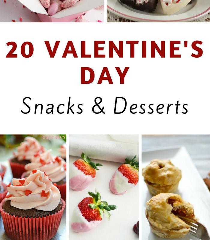20 Valentine's Day Dessert Ideas