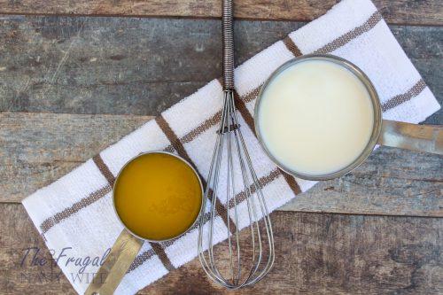 Easy 2 Ingredient Heavy Cream Substitute