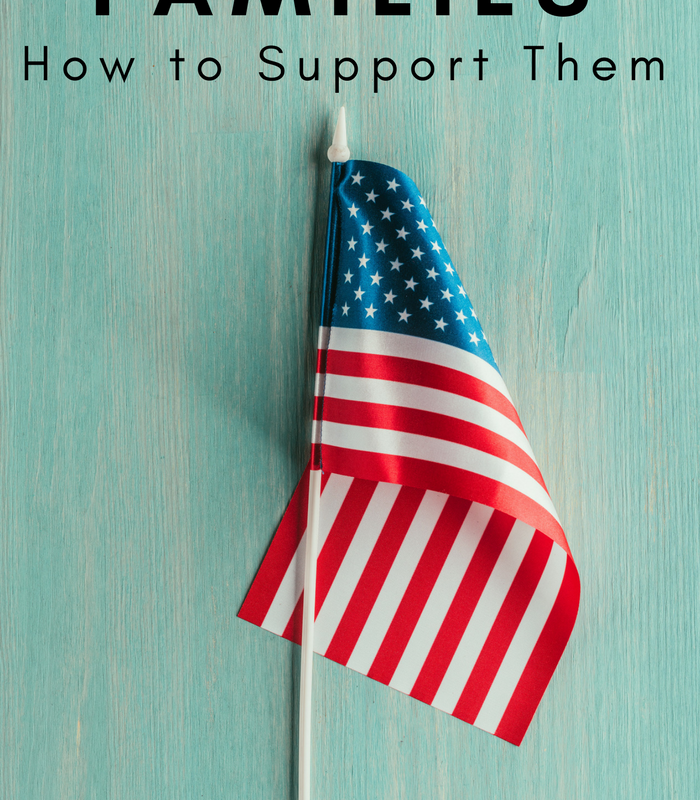 How Military Families Can Get Support