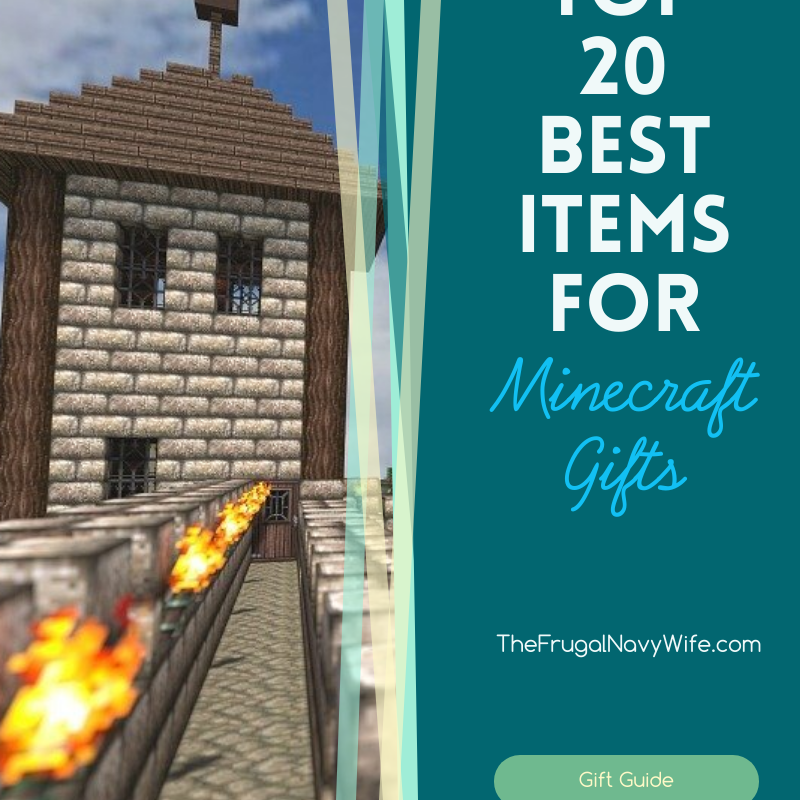 Top 20 Items For Minecraft Gifts
