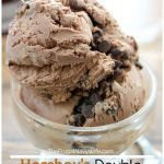 The best way to cool off in the summer is with ice cream. You can't go wrong with thischocolate No-Churn Ice Cream recipe! So Simple! #frugalnavywife #chocolate #nochurnicecream #icecream #easyrecipe #dessert #summer   Summer Desserts   No-Churn Ice Cream Recipes   Ice Cream Recipes   Make Your Own Ice Cream   Chocolate Recipes   Dessert Recipes   Easy Ice Cream Recipes