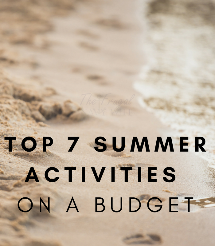 Top 7 Summer Activities on a Budget