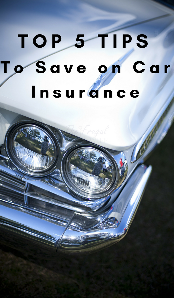 5 Tips to Get the Best Car Insurance for You