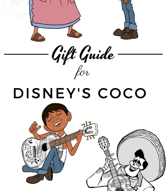 Best Disney Coco Gift Ideas