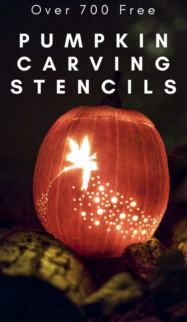 Want to make your home stand out on Halloween? Here are over 700 Free Pumpkin Carving Stencils for you can print out and carve your pumpkin with. #pumpkincarving #halloween #jackolantern #carvingstencils #frugalnavywife | Halloween | Jack O Lanterns | Pumpkin Carving Ideas | Stencils for Pumpkins