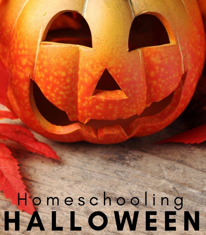 Halloween Unit Study – Halloween Activities for Kids