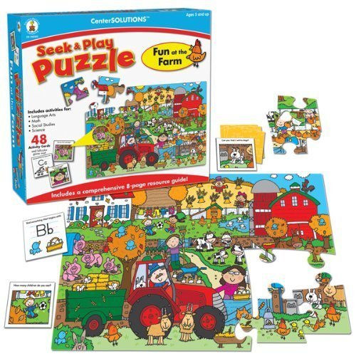 Thanksgiving Toys for Kids Puzzle