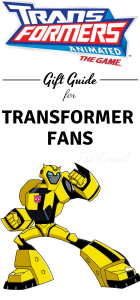 Transformers has captivated generations and these Transformers gifts will help you find the perfect gift for your Transformers fan of any age. #holidaygiftguide #giftguide #transformers #frugalnavywife | Gift Guide | Transformers Gifts | Holiday Gift Guides