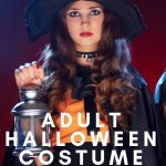 Easy adult Halloween costume ideas are pretty hard to find! I started pulling adult Halloween costumes that I can make from clothes I could wear again and ran with it! #halloween #adultcostumes #frugalnavywife #halloweencostumes | Halloween Costumes | Adult Halloween Costumes | Frugal Costumes | Parenting