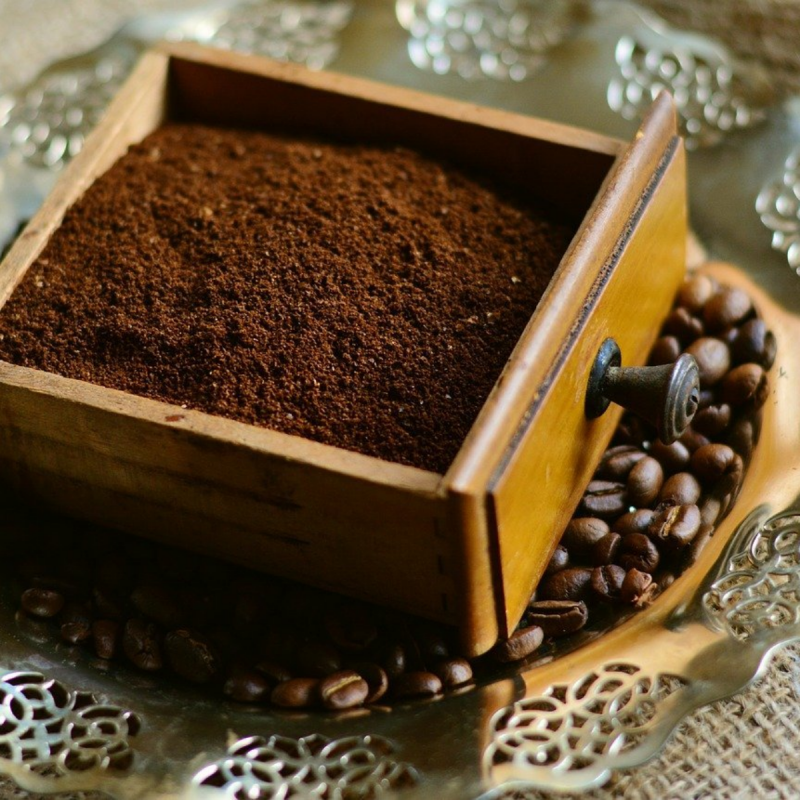 22 Uses For Coffee Grounds