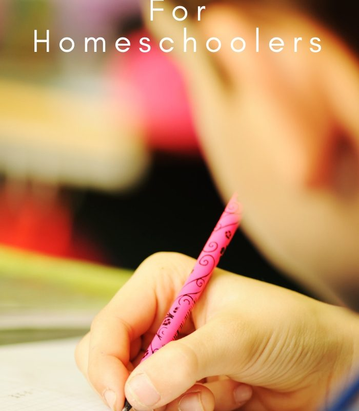 Best Writing Workbooks for Homeschooling