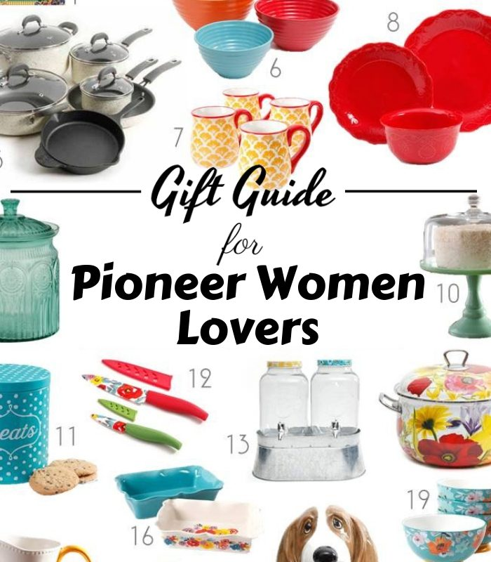 Pioneer Woman Gift Idea From The Pioneer Woman Mercantile