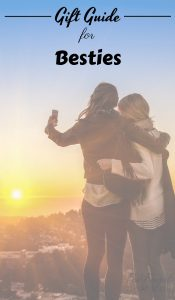 How do you surprise your bestie with a gift she won't see coming? Use this new Best Friend Gifts Amazon list and she won't have a clue! #giftguide #besties #frugalnavywife #giftideas | Gift Guide | Gift Ideas | Best Friend Gifts | Bestie Gifts | Holiday Gift Guide