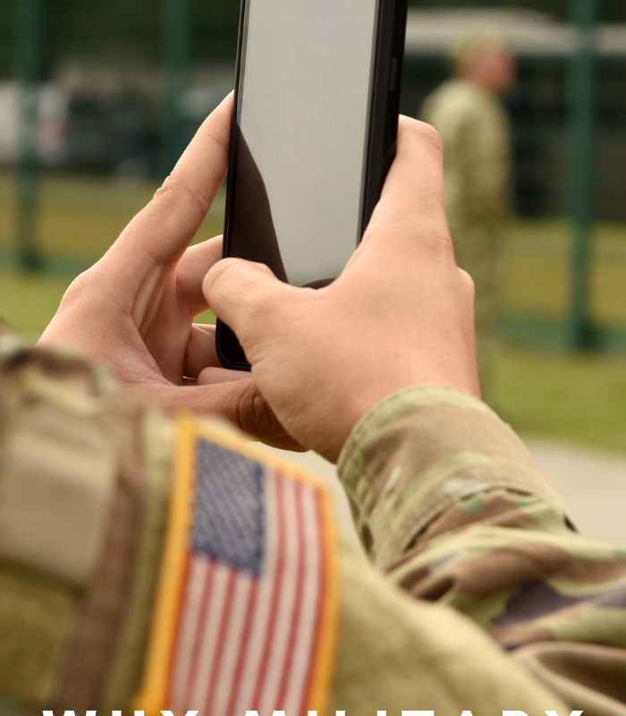 Why is Technology is Important for Military Moms?