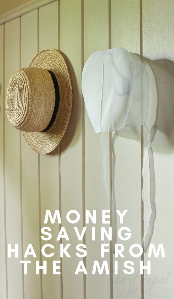 For families who are looking to lower their living expenses, taking a few steps toward this simplistic, frugal Amish lifestyle is one sure way to do it. #amish #frugal #moneysaving #frugalnavywife | Amish Lifestyle | Money Secrets from Amish | Frugal Living | Saving Money Hacks | Budgeting | Finances | Pinching Pennies