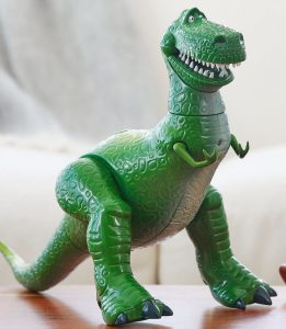Rex Toy Story 4 Toy
