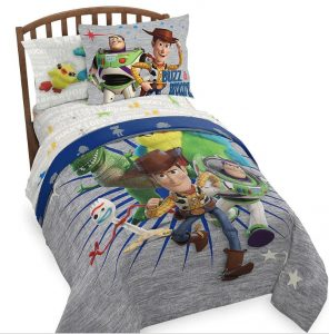 Toy Story 4 Bed Sheets